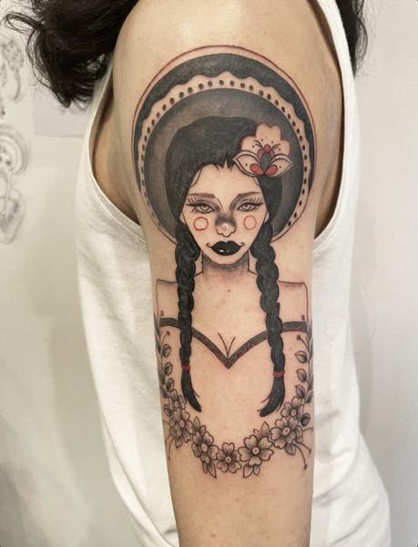 tattoo mexican